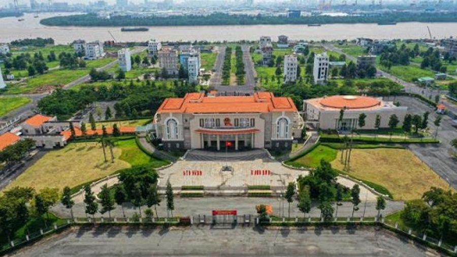 Đề xuất chọn trụ sở UBND Quận 2 làm trụ sở Thành ủy TP Thủ Đức