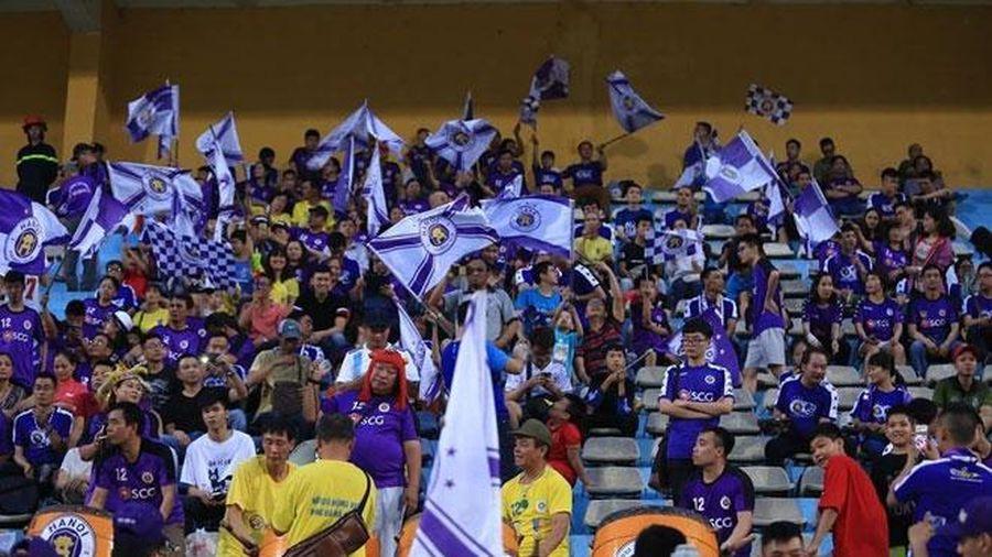 Hàng Đẫy đón 3.000 khán giả xem cuộc đối đầu giữa Hà Nội FC - Thanh Hóa FC
