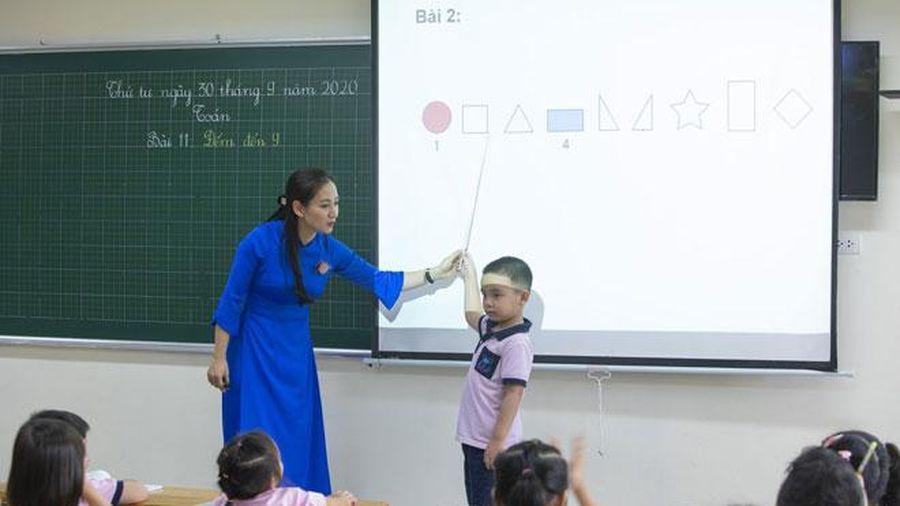 Học sinh Hà Nội đáp ứng tốt với chương trình, sách giáo khoa mới