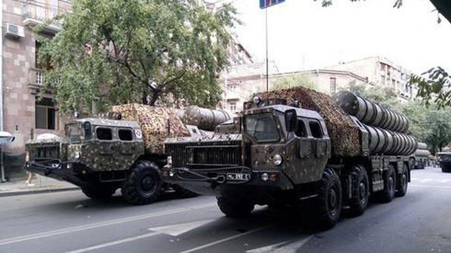 Báo Mỹ liệt kê 5 vũ khí Armenia khiến Azerbaijan phải 'lạnh gáy'