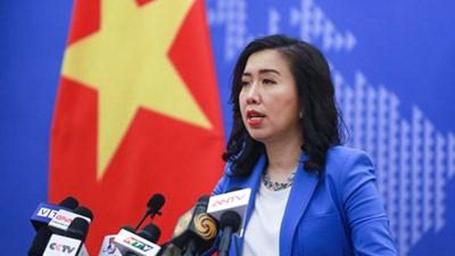 Quan điểm của Việt Nam trước tình hình căng thẳng leo thang tại Karabakh