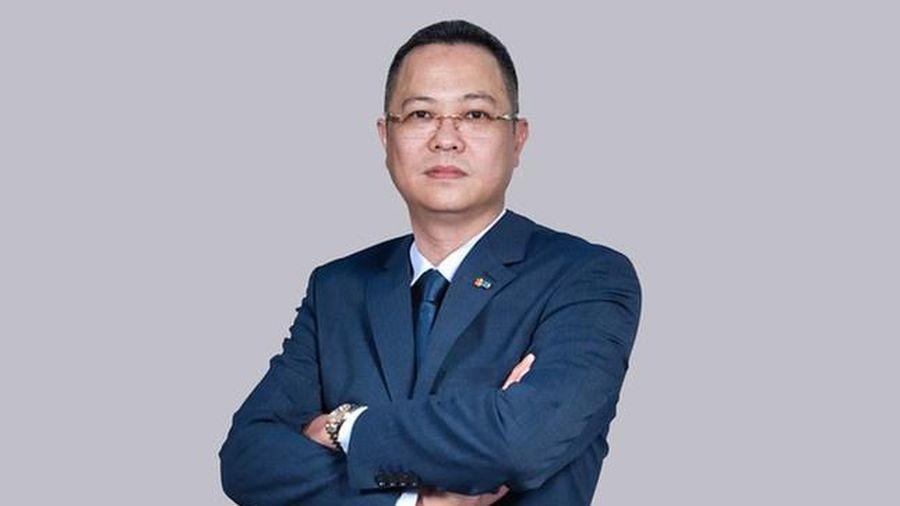 Ông Lê Hải trở thành Tổng giám đốc ABBank