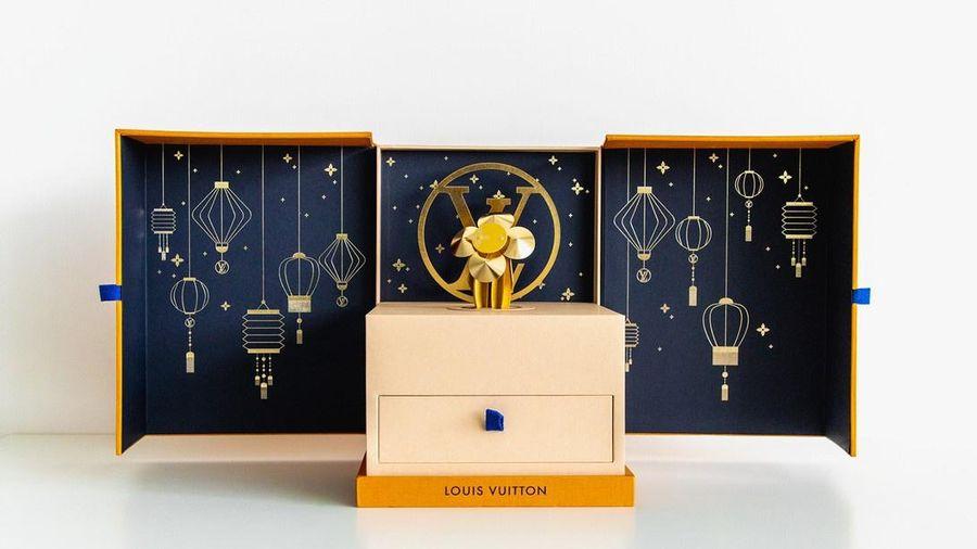 Bánh Trung thu của Louis Vuitton và các hãng thời trang xa xỉ