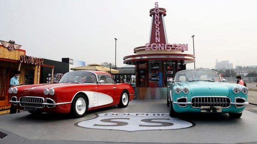 Những mẫu xe nhái thiết kế tại Triển lãm Ôtô Bắc Kinh 2020