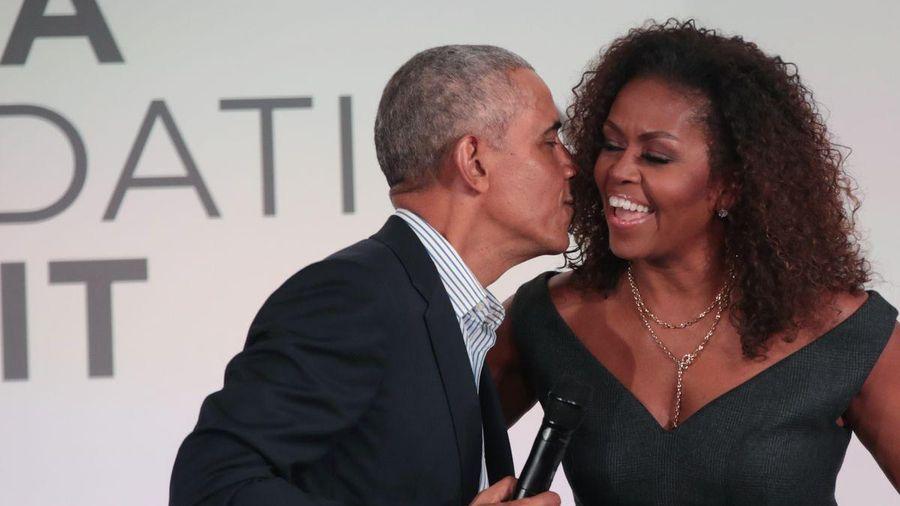 Chuyện về ông Obama tranh cử tổng thống
