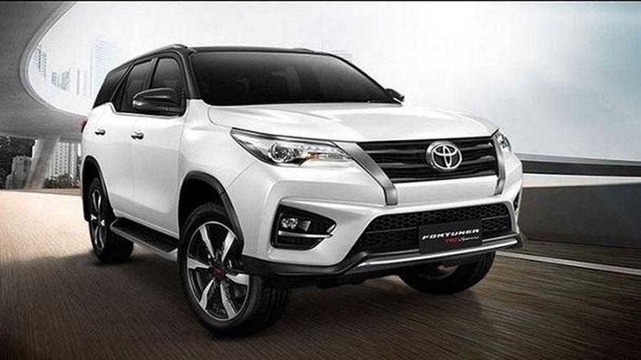 Toyota triệu hồi Fortuner và Innova gặp lỗi