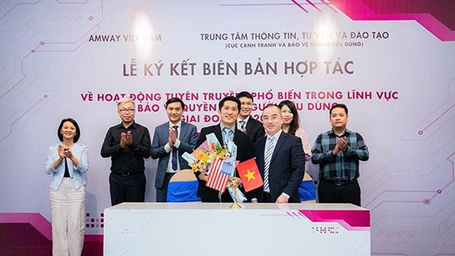 Amway Việt Nam chung tay bảo vệ quyền lợi người tiêu dùng