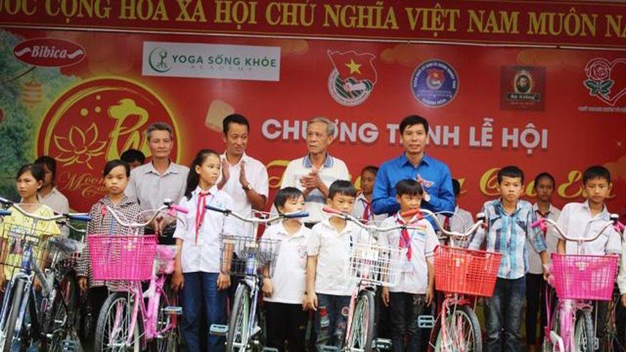 Tổ chức Trung thu trẻ em miền núi Thanh Hóa