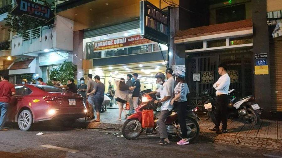 Hai nhóm thanh niên hỗn chiến nghi nổ súng ở quận Gò Vấp