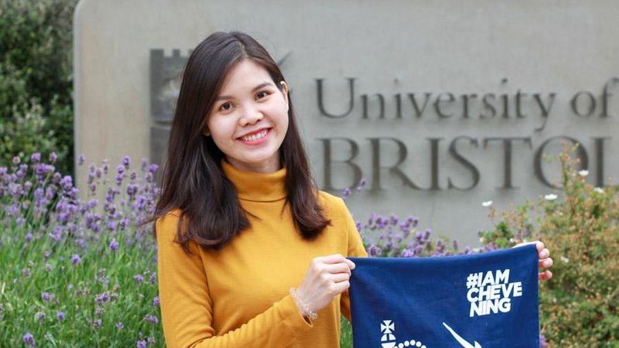 Cô gái trẻ mong ước nâng tầm giáo dục STEM Việt Nam