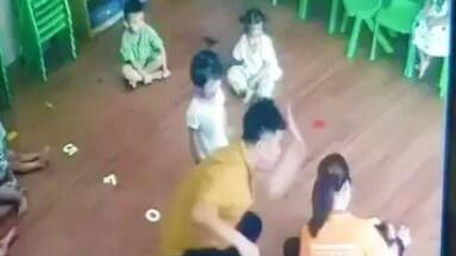 Vụ trưởng Vụ Giáo dục Mầm non yêu cầu xử lý nghiêm hành vi bạo hành trẻ