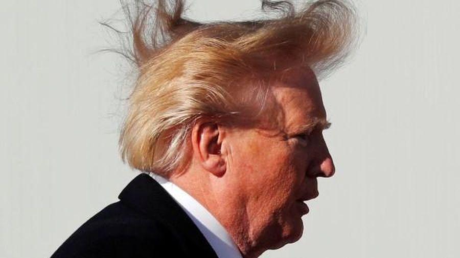 Tổng thống Trump chia sẻ bí quyết bất ngờ để có mái tóc dày