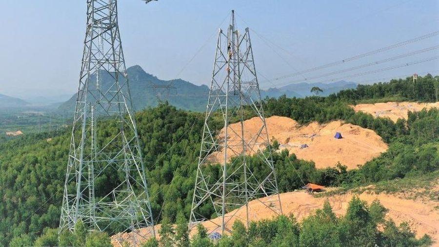 Ai đang 'nắm' tiến độ của dự án tải điện 500kV mạch 3?