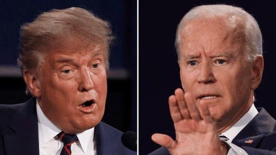 Mỹ thay đổi hình thức tranh luận sau màn lăng mạ nhau của ông Trump-Biden?