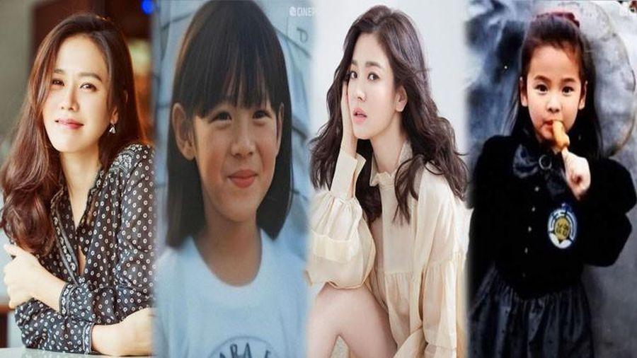 Son Ye Jin, Song Hye Kyo và loạt mỹ nhân Hàn 'đẹp từ trong trứng nước'