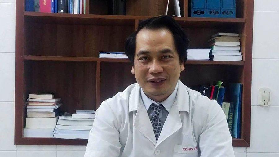 Bác sĩ Nguyễn Trung Cấp được vinh danh 'Công dân Thủ đô ưu tú' năm 2020