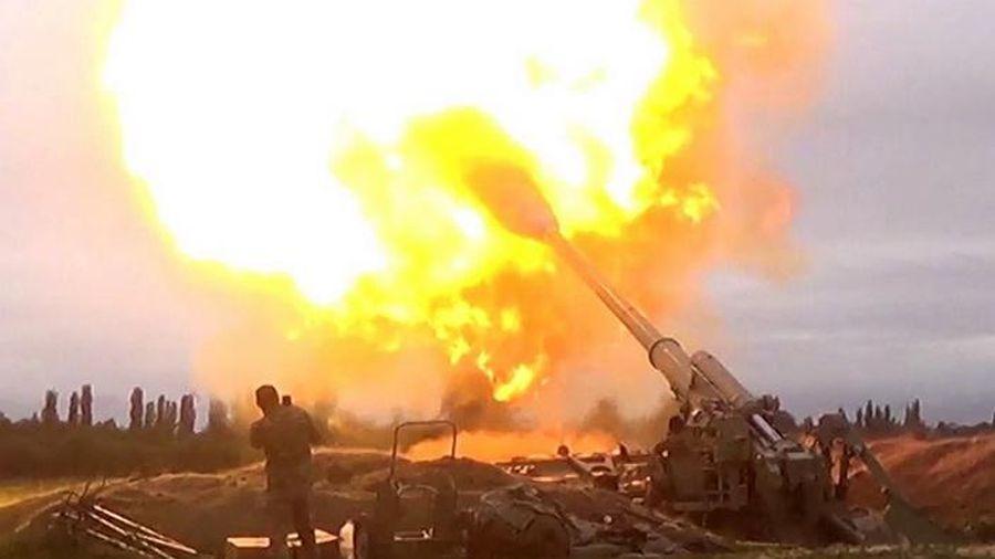 'Việt Nam lo ngại trước những thông tin về xung đột tại Karabakh'