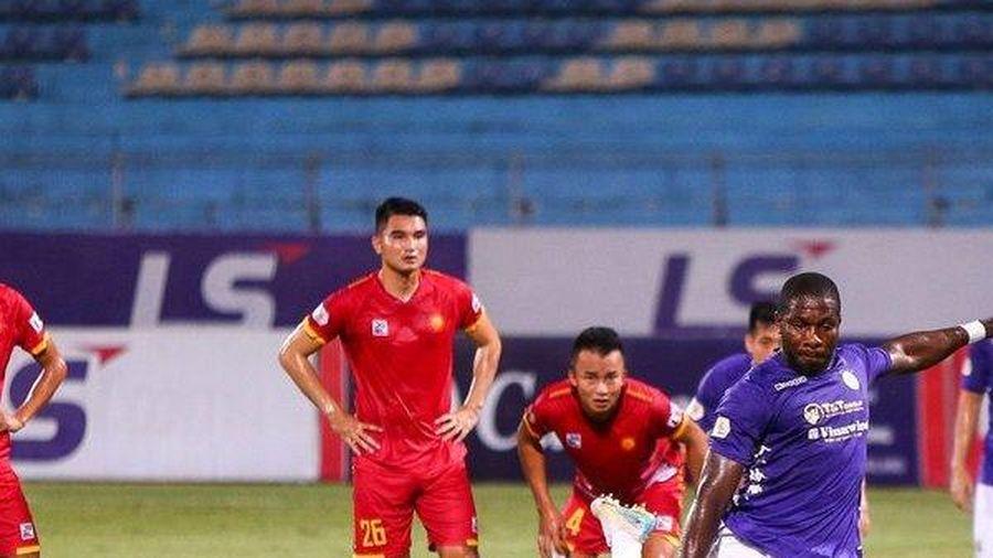 Văn Quyết lên tiếng, Hà Nội FC giữ lại 1 điểm trước Thanh Hóa tại Hàng Đẫy