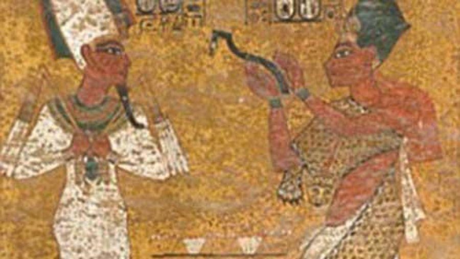 Hai căn phòng bí ẩn dưới hầm mộ Tutankhamun