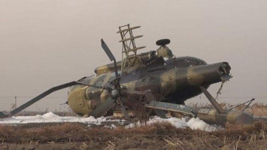 Thêm hai trực thăng quân sự của Azerbaijan bị bắn rơi ở Karabakh