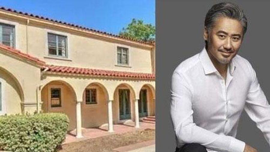 Ngô Tú Ba bán nhà ở Los Angeles sau bê bối ngoại tình