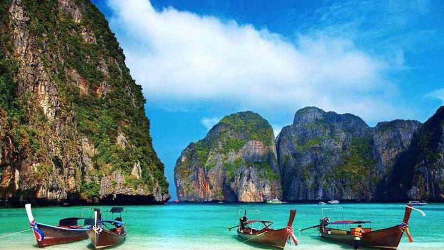 Top 10 hòn đảo đẹp nhất Thái Lan
