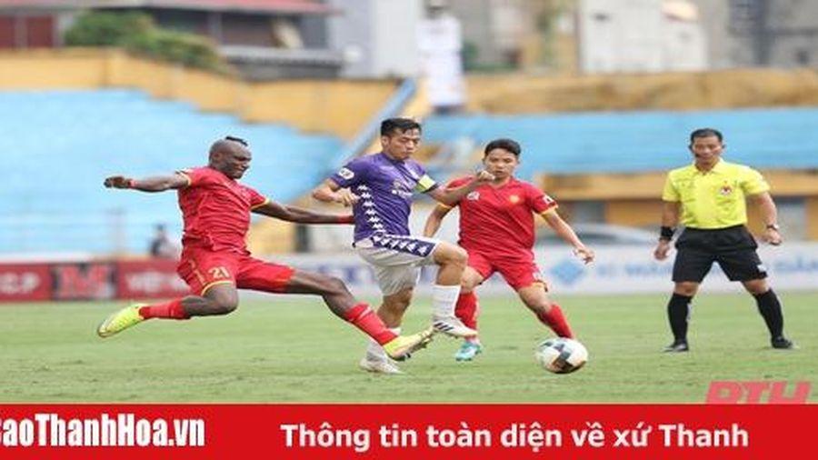 Xếp thứ 10 sau giai đoạn 1 LS V.League 2020, Thanh Hóa sẽ phải đua tránh suất xuống hạng