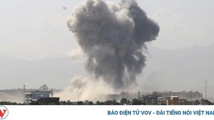 Hàng loạt vụ đánh bom tại Afghanistan, nhiều người thương vong