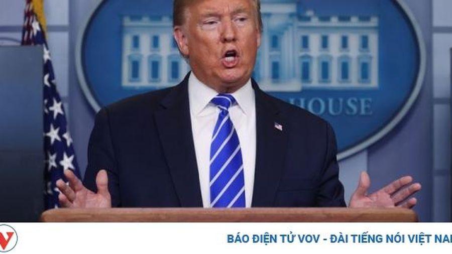 Tranh luận tổng thống: Ông Trump thiếu một thông điệp rõ ràng để đánh bại đối thủ Joe Bide