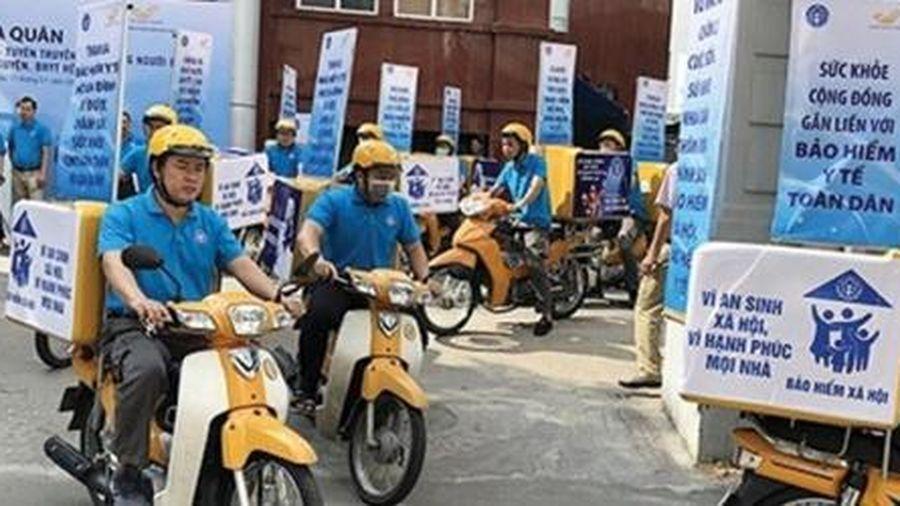 Bảo hiểm Xã hội Việt Nam đẩy mạnh dịch vụ công trực tuyến