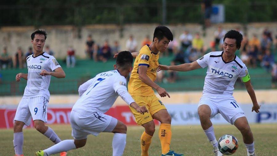 Kịch bản nào giúp Văn Toàn, Tuấn Anh đua vô địch V-League?