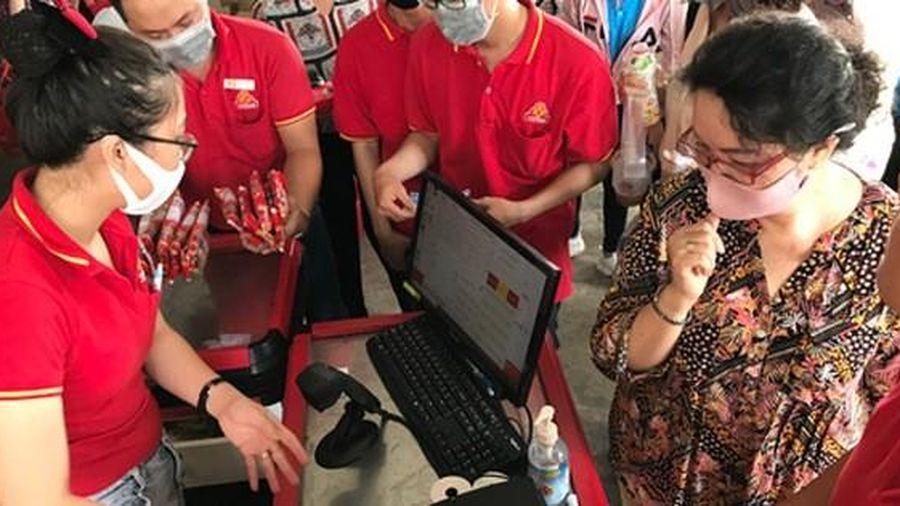 1.000 công nhân Công ty VISSAN tham gia ngày hội Vì lợi ích đoàn viên