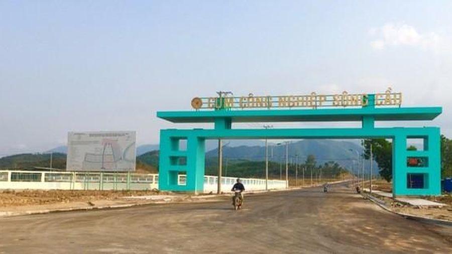 Cụm công nghiệp Sông Cầu - Diện mạo mới cho huyện nghèo