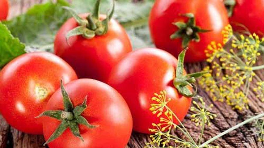 'Xóa bay' sẹo thâm do mụn trong tích tắc chỉ với vài lát cà chua chưa tới 2.000 đồng