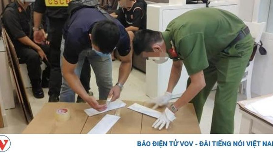 Ngăn tội phạm lợi dụng chính sách thông quan để buôn lậu ma túy