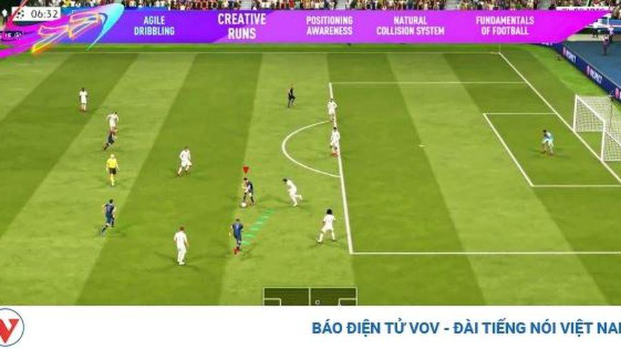 Những pha bóng 'cười ra nước mắt' trong FIFA 21