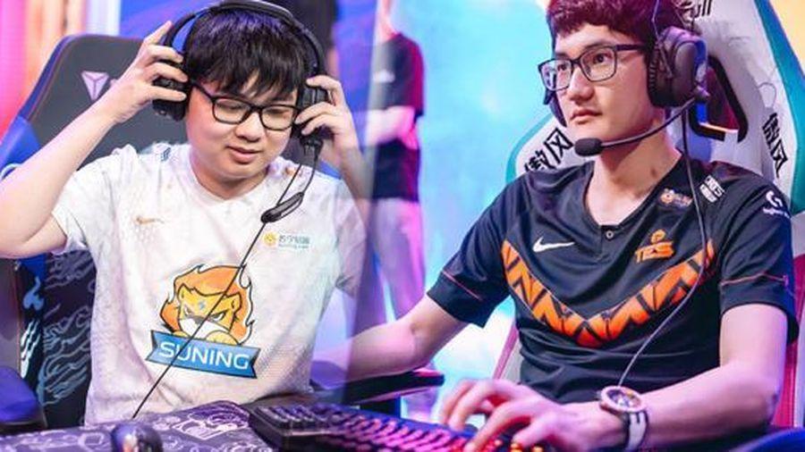 Lịch sử không đứng về phía Suning trong trận đối đầu TOP Esports tại bán kết CKTG 2020
