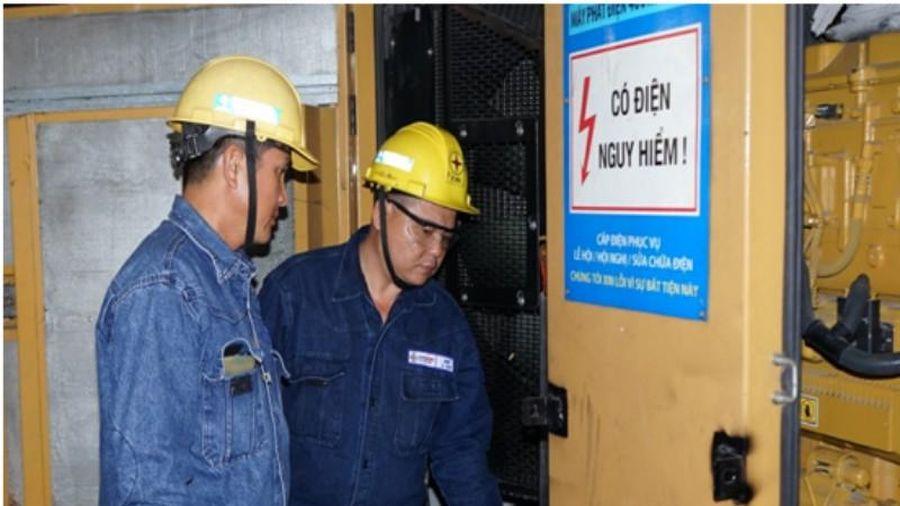 EVNHCMC cung cấp điện ổn định trong Đại hội Đảng bộ TP.HCM