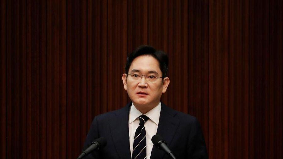 'Thái tử Samsung' thăm Việt Nam