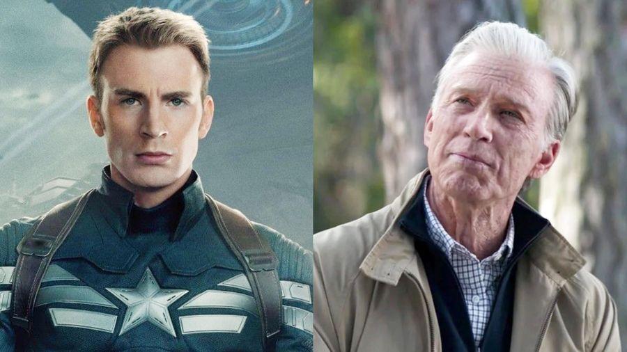 'Đội trưởng Mỹ' già nua và những biến đổi kinh ngạc của dàn sao Marvel