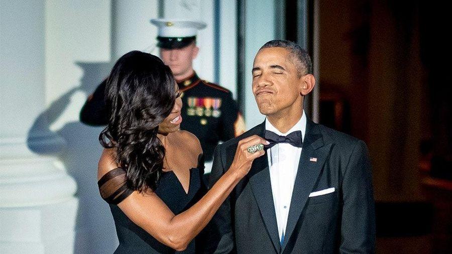Bà Michelle Obama lo lắng khi chồng tranh cử tổng thống