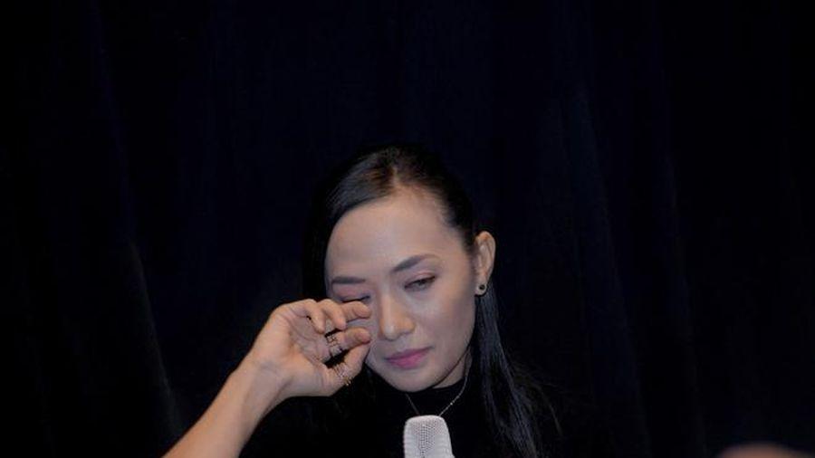 Tinna Tình thừa nhận mâu thuẫn với Dương Cẩm Lynh là lý do rời showbiz
