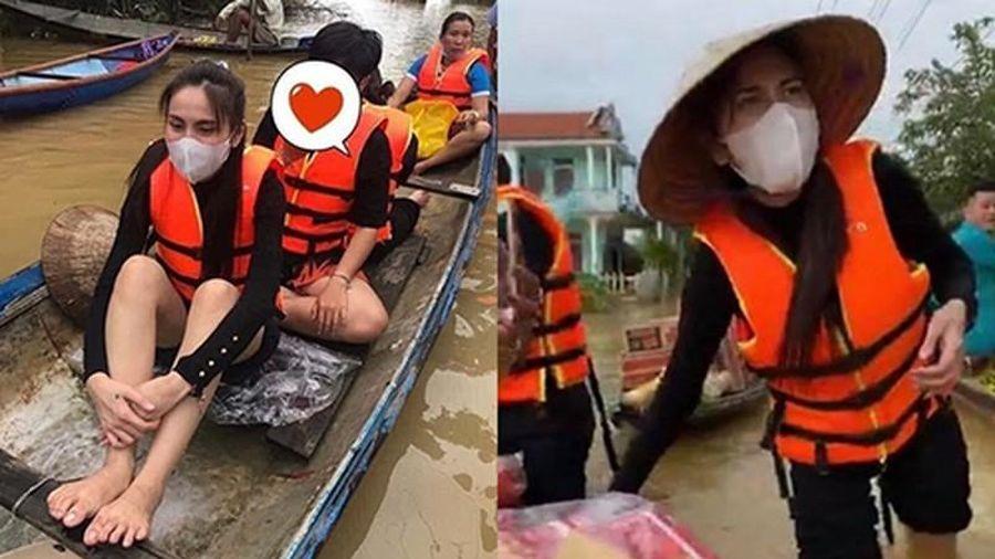 Thủy Tiên bị gièm pha chuyện từ thiện: Lại 'anh hùng bàn phím'!