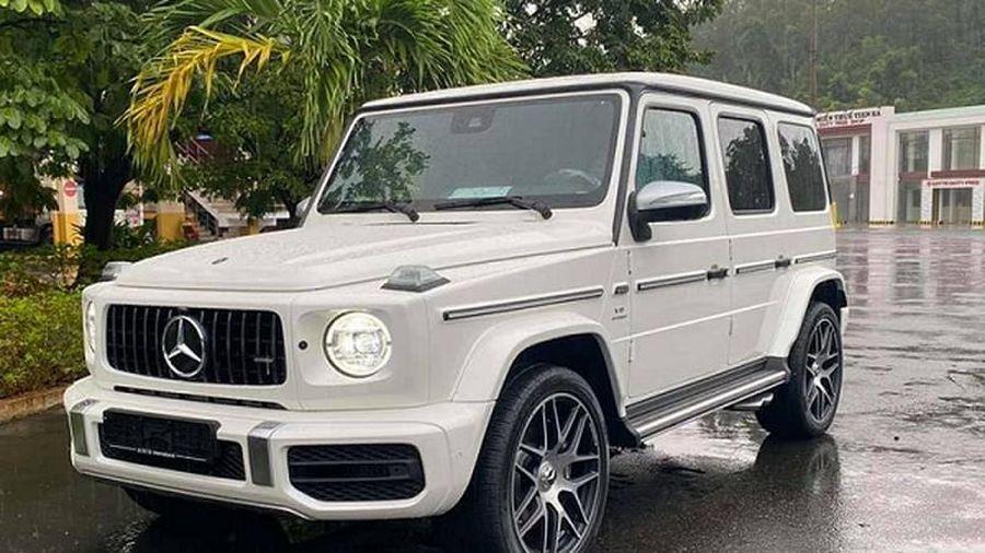 'Đập thùng' Mercedes-AMG G63 Stronger Than Time Edition về Việt Nam