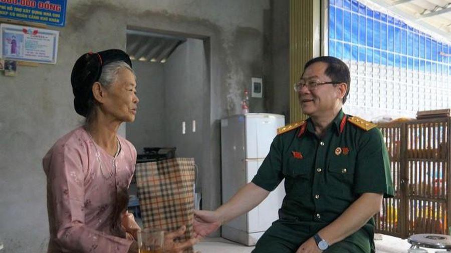 Hội Cựu chiến binh Trung ương Đoàn thực hiện chương trình công tác xã hội