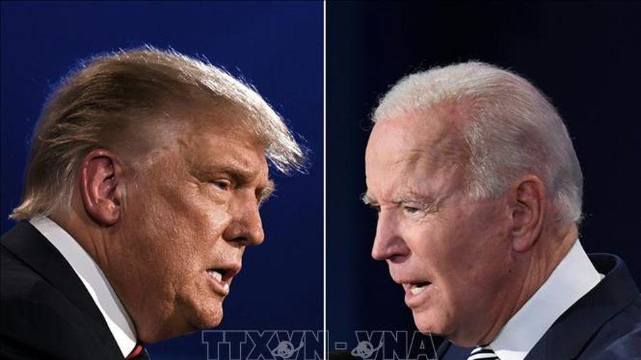 Phe Dân chủ nhận định cuộc đua giữa hai ứng cử viên hết sức sít sao