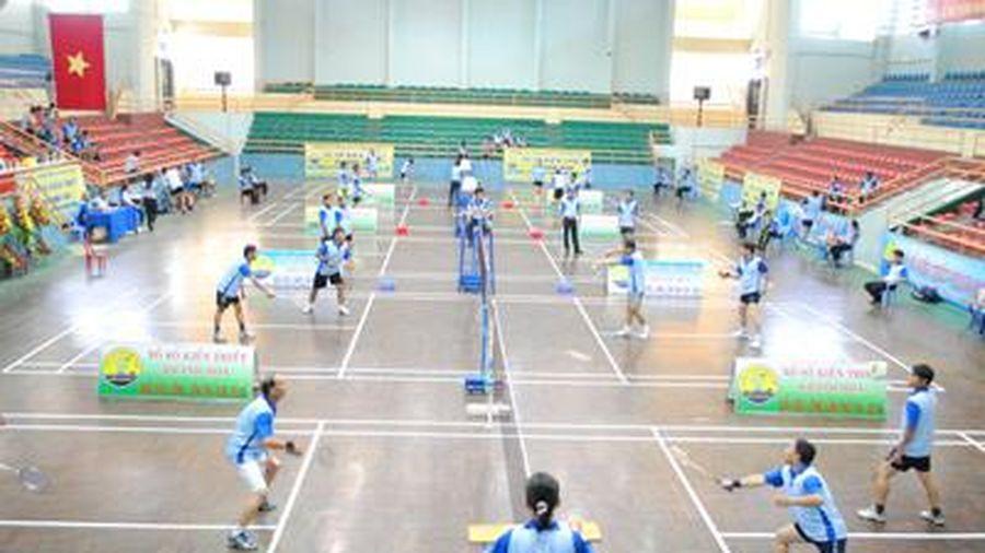 Ban hành Kế hoạch tổ chức Đại hội Thể dục thể thao các cấp lần thứ IX