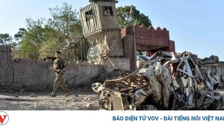Đánh bom xe làm ít nhất 12 người chết và 100 người bị thương tại Afghanistan