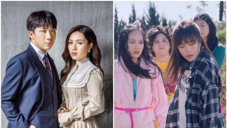 Đã mắt với loạt teaser MV đậm màu điện ảnh và drama từ Thiều Bảo Trâm, Thùy Chi