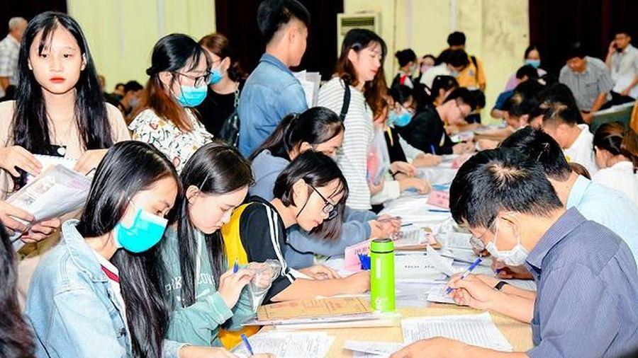 Xét tuyển đại học bổ sung: Cơ hội lựa chọn lại những ngành phù hợp